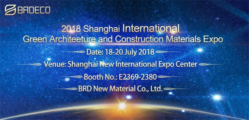 Green Archtacture And Construction Building Material Ex