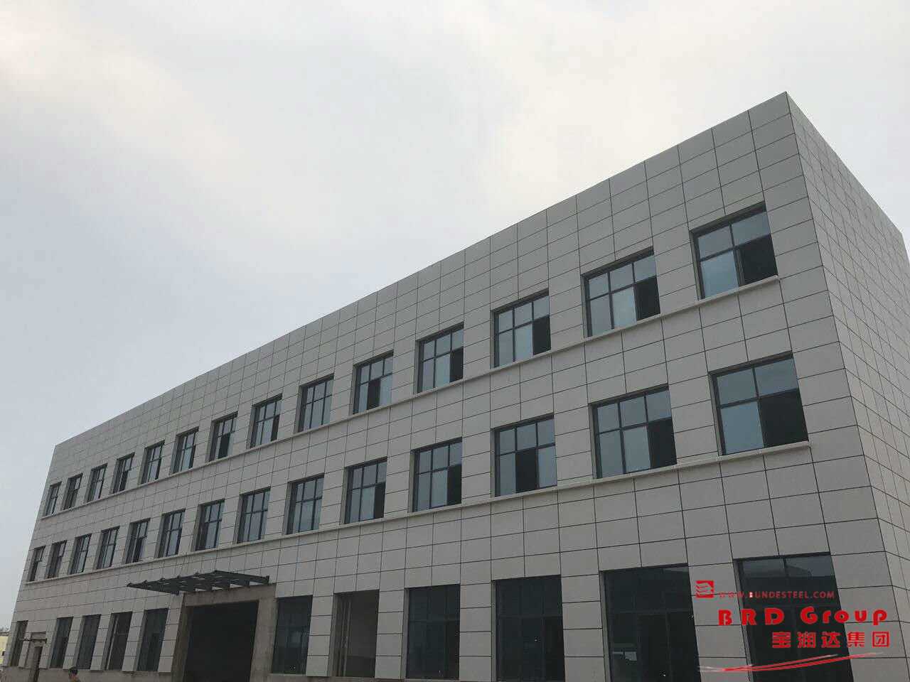 external wall cladding system